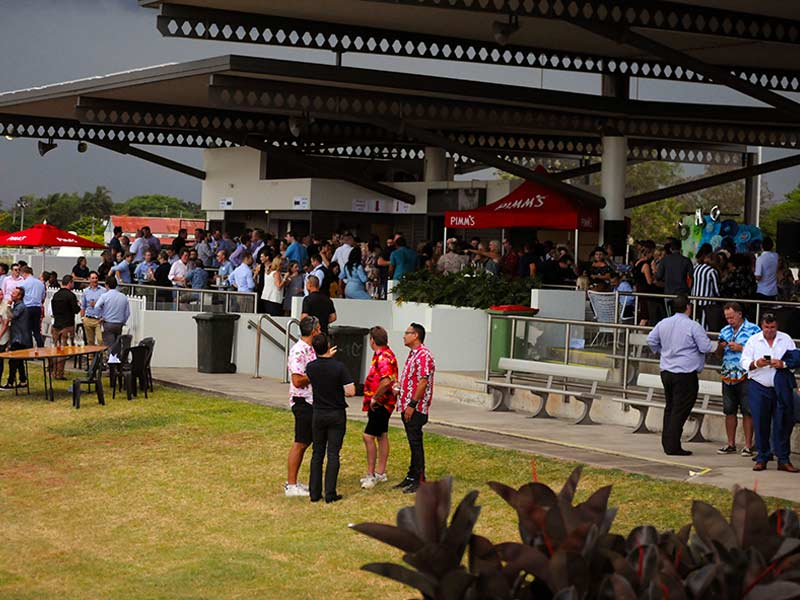 Ipswich Turf Club Venue: Uppper Viewing Terrace